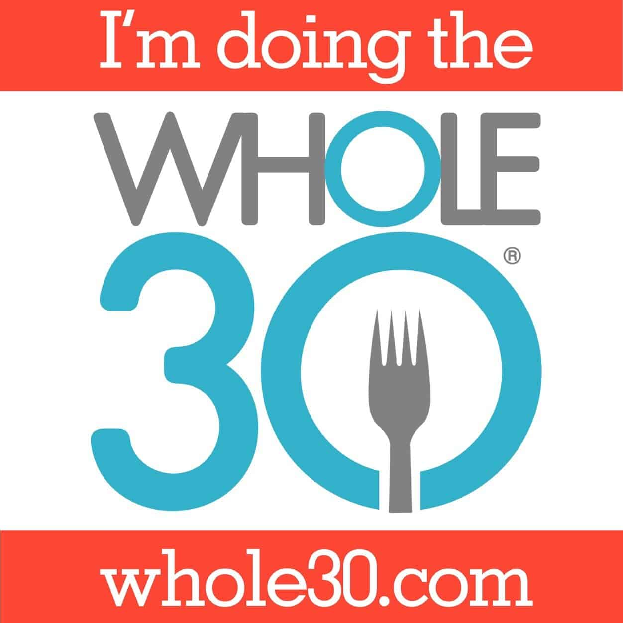 I'm Doing the Whole30