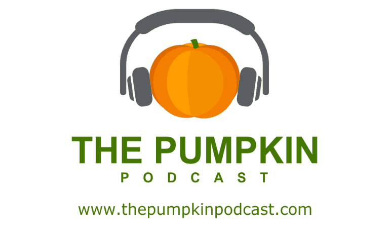 The Pumpkin Podcast is Live