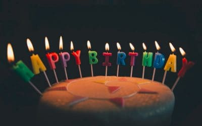 Birthday Thoughts and a Pivot